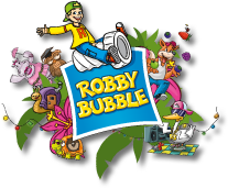 Logo: Robby-Bubble